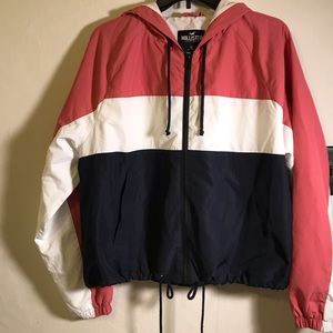 Hollister spring jacket